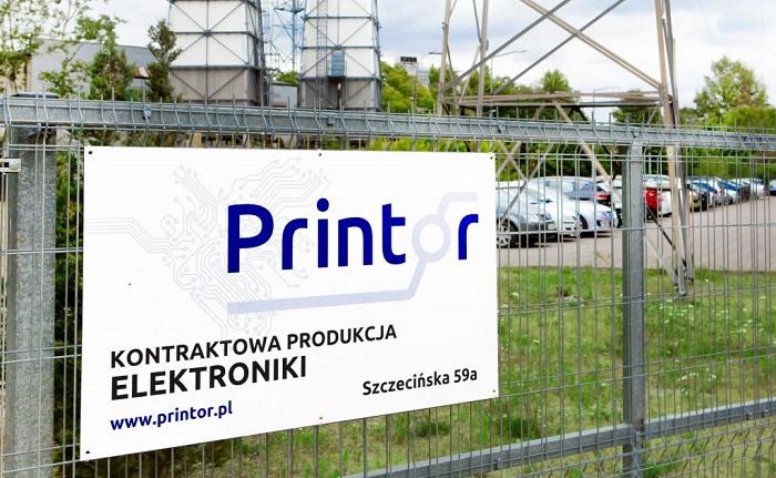 Printor - kontraktowa produkcja elektroniki