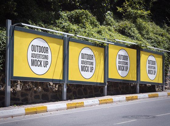 reklamy outdoor