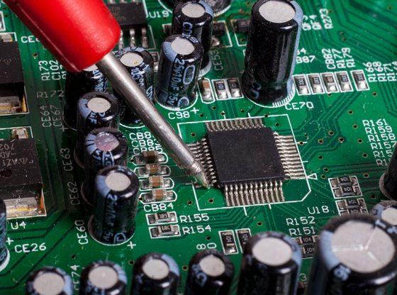 produkcja elektroniki